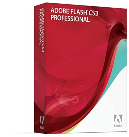 Adobe Flash CS3 Professional Upgrade [Old Version]