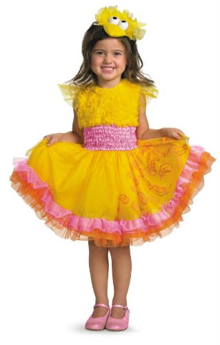 Costumes For All Occasions Dg24897S Sesame St Big Bird Frilly 2T