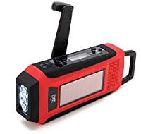 Epica Emergency Solar Hand Crank AM/FM/N...