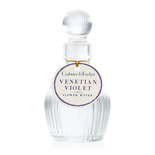 Crabtree & Evelyn Flower Water, Venetian Violet, 3.4 fl. oz. (Violet Water compare prices)