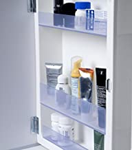 SHELF LOCK: 3 Medicine Cabinet Shelf…