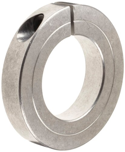 Climax metal h c a shaft collar one piece clamp