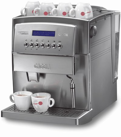 Best Price Gaggia 90500 Titanium Super Automatic Espresso Machine, Silver
