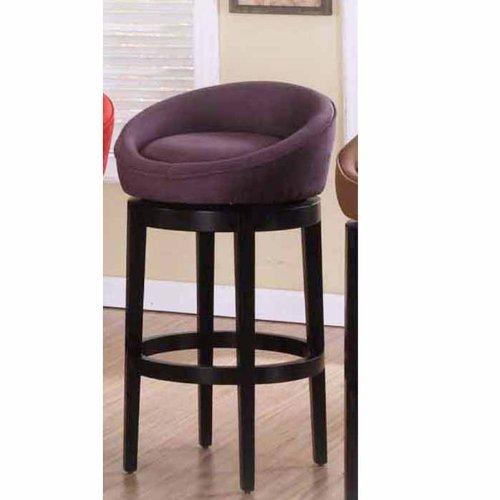 Fantastic Where Can I Find Armen Living Igloo Eggplant Micro Fiber Dailytribune Chair Design For Home Dailytribuneorg