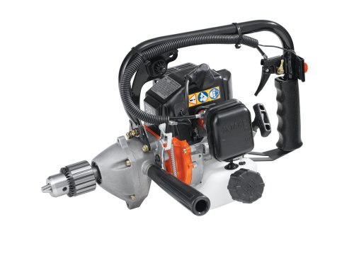 Tanaka Commercial Grade Gas Powered Gas Drill 26cc 1.3 HP 2-Stroke (CARB Compliant) TED-262L