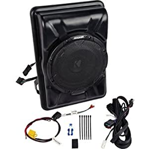 2012-2013 Chevy Sonic Kicker Audio Upgrade Subwoofer and Amplifer by GM 19119147