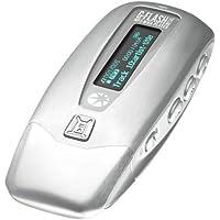 Maxfield G-FLASH METAL Tragbarer MP3-Player 512 MB aluminium