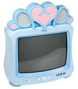 """Cinderella 13"""" Color TV"""