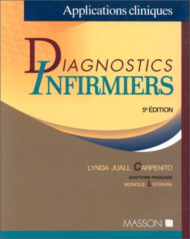 Diagnostics infirmiers : Applications cliniques