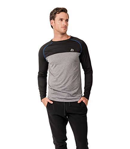 RBX-Active-Mens-Lightweight-Breathable-Print-Crew-Neck-Running-Shirt
