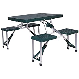 Stansport Folding Picnic Table