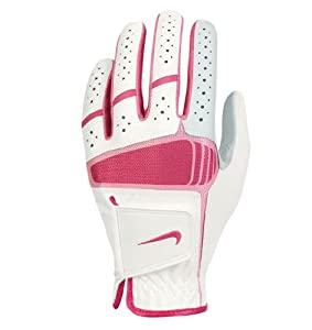 Nike Golf Women's Tech Xtreme IV Regular Right Hand Glove, White (Medium)