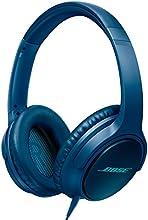 Bose SoundTrue 密閉型ヘッドホン オーバーイヤー/iPhone・iPod・iPad対応リモコン・マイク付き ネイビーブルー SoundTrue AE II IP NBL【国内正規品】