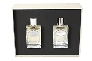 Prada Infusion Eau De Toilette Spray Gift Set for Men 100ml