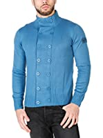Von Furstenberg Chaqueta Punto (Azul)
