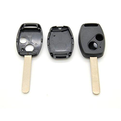 Stick, Fernbedienung, Schutzhülle, für Honda Accord, Civic HRV Transponder ohne Unterbringung