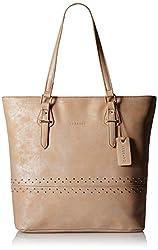 Caprese Sue Women's Tote Bag (Beige)
