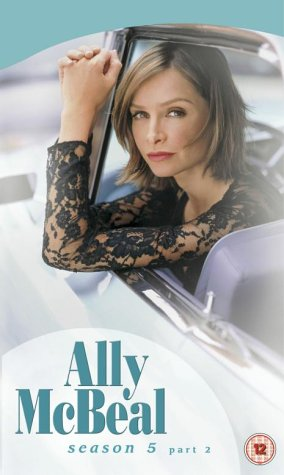 Ally McBeal : Season 5 Box Set 2 [VHS] [1998]