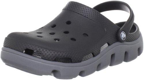 [クロックス] crocs Duet Sport Clog11991-070-168  black/charcoal(black/charcoal/M5/W7)