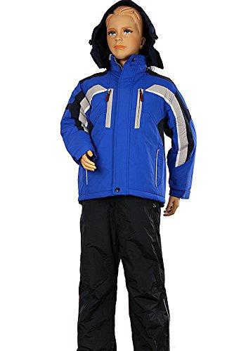 Winter Opening | Zweiteiliger Schneeanzug MCT1002 98-128 | 2 teilig jetzt bestellen