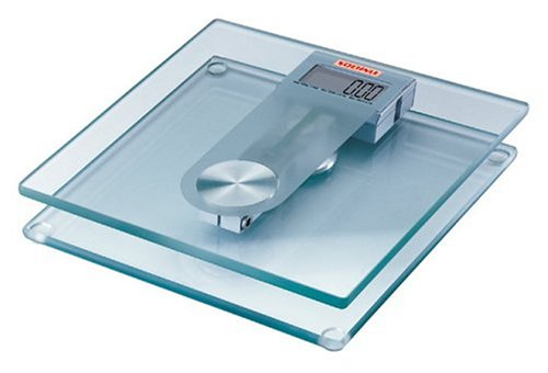 Buy Low Price Soehnle 63667 Gamma Tempered Glass Platform Bath Scale B0000al9ji Health