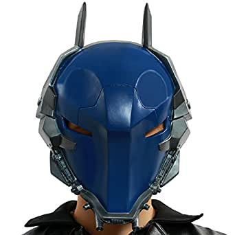 XCOSER® Arkham Knight Helmet Villain Mask Props for Adult Halloween Costume PVC