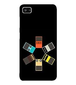 EPICCASE Ipod Circle Mobile Back Case Cover For Lenovo ZUK Z2 (Designer Case)