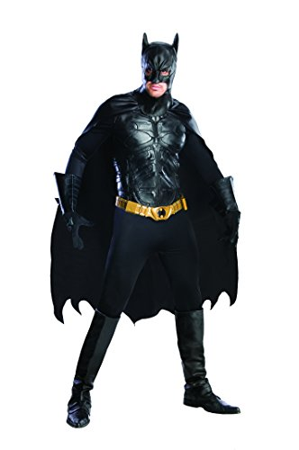 Batman The Dark Knight Rises Grand Heritage Deluxe Batman Costume