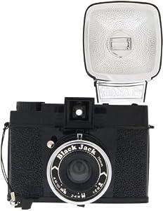 Lomography Camera Diana F+ Black Jack (w/ 571