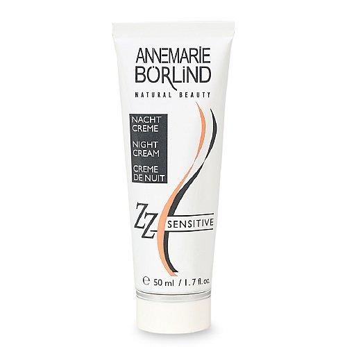 Anne Marie Borlind Zz Sensitive Night Cream 1.7 Fl Oz (50 Ml)