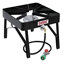 Bayou Classic SQ14 Single Burner Outdoor Patio Stove