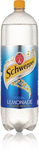 Schweppes Original Lemonade 6x2L