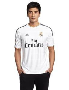 Adidas Real Madrid C.F. - Camiseta de fútbol, 2013-14, M
