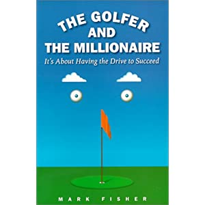Cover: The Golfer and The Millionaire by Marc Fisher