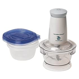 Hamilton Beach 72800 Change-a-Bowl Food Chopper