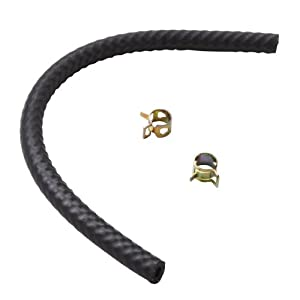 Briggs & Stratton 716122 Fuel Line For 4, 5.5 and 9 HP Vanguard Engines, Shut-Off Valve to Tank from Magneto Power