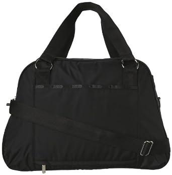 LeSportsac Abbey Weekender,Black,One Size