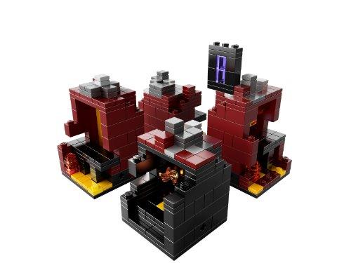 LEGO 乐高 Minecraft The Nether 21106 我的世界 地狱版 $27.42(约¥210)图片