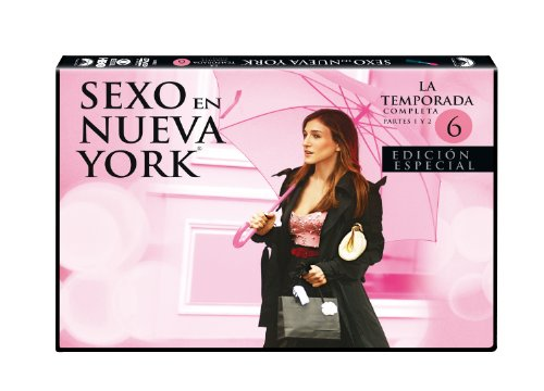 Sexo En Nueva York 6º Temp.(Ed.Horizonta [DVD]