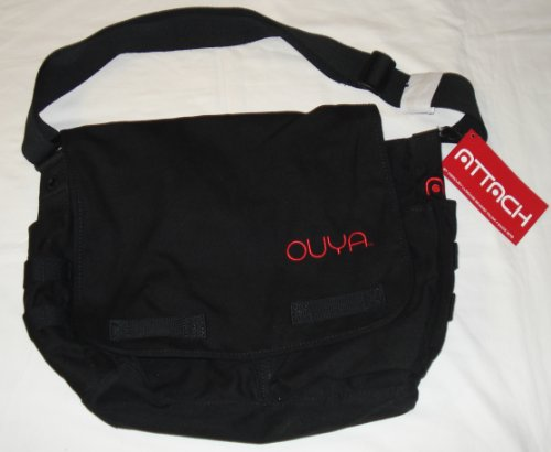 Ouya Messenger Bag