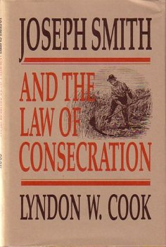 Joseph Smith and the Law of Consecration