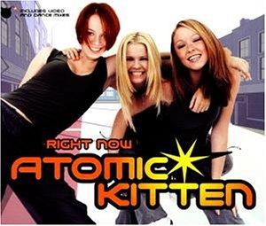 Atomic Kitten - Right Now - Zortam Music