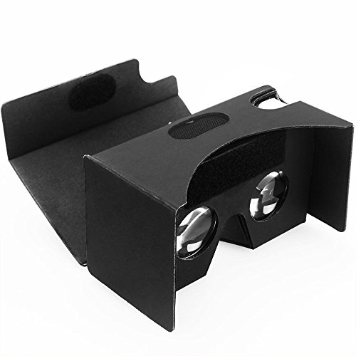 Check Out This Daisen-tech Google Black Cardboard VR V2.0 Virtual Reality DIY 3D Glasses for Smartph...