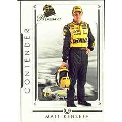 Buy 2007 Press Pass Premium #15 Matt Kenseth by Press Pass