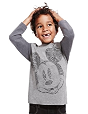 Cotton Rich Mickey Mouse T-Shirt