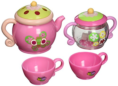 Summer Infant Tub Time Tea Party Set, 4-Piece