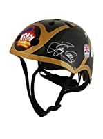 Kiddimoto Casco de Ciclismo Barry Sheene (Negro)