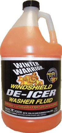 south-win-119555-winter-warrior-windshield-power-d-icer-washer-fluid-1-gallon-pack-of-6