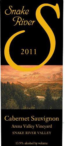 2012 Snake River Cabernet Sauvignon 750 Ml