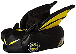 Batman Toddler Boy\'s Batmobile Slipper (Large - 9/10)